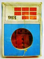 Lego Ref.918 - Bricks with 8 Studs (Red)
