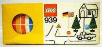 Lego Ref.939 - Road Signs, Flags and Trees