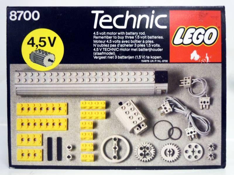 lego technic pack moteur pour constructeur expert. Black Bedroom Furniture Sets. Home Design Ideas