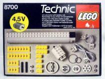 Lego Technic Ref.8700 - 4.5V Expert Builder Power Pack