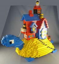 Lego Yertle the Turtle Vintage Store Display
