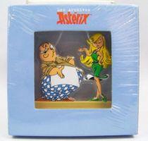 Les Archives d\'Asterix - Atlas - Figurines Métal n°21 - Orthopédix et Coriza