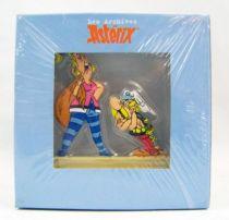 Les Archives d\'Asterix - Atlas - Figurines Métal n°27 - Maestria et Astérix