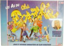 Les As du Club Dorothée - Board Game - TF1 Ideal 1991