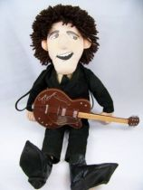 Les Beatles - Applause 1987 - George Harrison - Poupée de Chiffon 60cm