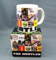 Les Beatles - Mug Céramique - Discographie 01