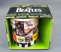 Les Beatles - Mug Céramique - Discographie 02