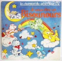 Les Bisounours : Je veux être un Bisounours - Disque 45Tours - AB Prod. 1986