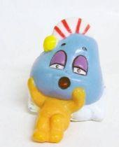 Les Champignoux - Figurine PVC Michel Oks 1984 - Champignou dormeur
