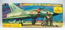 Les Chevaliers du Ciel - Heller / Meccano-Triang - Mirage IIIC de Michel Tanguy
