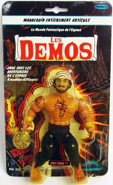Les Démos - Tattoo - Remco Delavennat