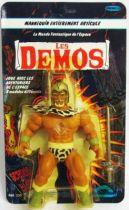 Les Démos - Travis Morgan the Warlord - Remco Delavennat