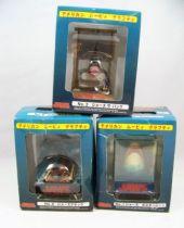 Les Dents de la Mer - Skynet - Set de 3 Mini Résines 01