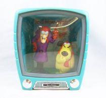 Les Fous du Volant - FunkoVision Hanna-Barbera - Satanas & Diabolo