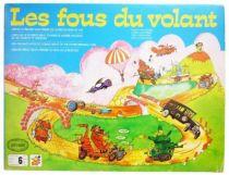 Les Fous du Volant - Mako 1976 - Jeu de Plateau