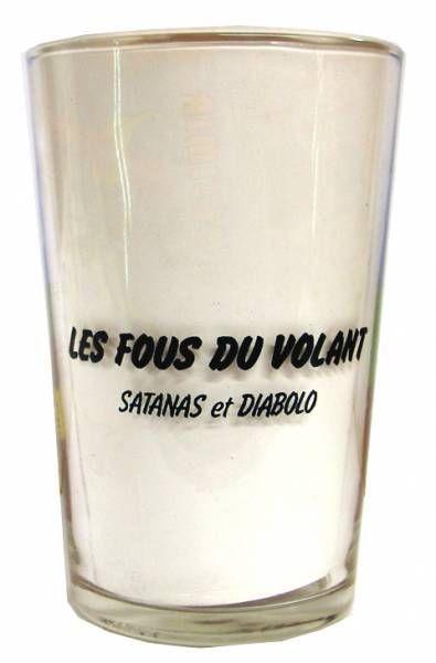 Les Fous du Volant - Verre a Moutarde - Satanas & Diabolo