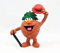 Les Fruittis - Figurine PVC Comic Spain - Ananas