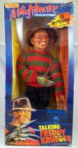 Les Griffes de la Nuit - Figurine parlante 45cm Freddy Krueger - Matchbox