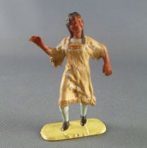 Les indiens Série tv ortf  - Figurine 54mm - Wany