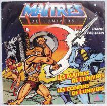 Les Maitres de l\'Univers - Alain Chauffour - Disque 45Tours - AB Prod. 1984