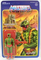 Les Maitres de l\'Univers - Figurine 10cm Super7 - Kobra Khan