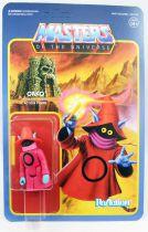 Les Maitres de l\'Univers - Figurine 10cm Super7 - Orko
