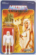 "Les Maitres de l\'Univers - Figurine 10cm Super7 - Sorceress \""Temple of Darkness variant\"""