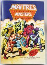 Les Maitres de l\'Univers - Mini-Comic Edition de Luxe Musclor et l\'Epée du Pouvoir