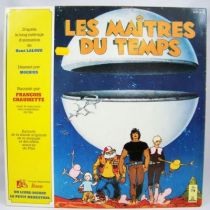 Les Maîtres du Temps (Moebus) - Livre-Disque 33T - Disques Ades-Le Petit Menestrel 1982 01