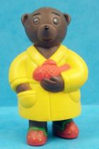 Les mondes de Petit Ours Brun - Figurine PVC Bayard Presse - Petit Ours Brun en peignoir