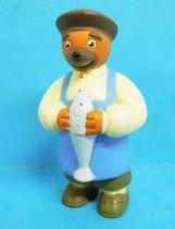Les mondes de Petit Ours Brun - Bayard Presse PVC Figure - The Fishmonger