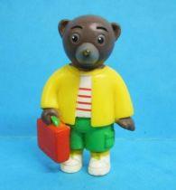 Les mondes de Petit Ours Brun - Figurine PVC Bayard Presse - Petit Ours Brun écolier #1