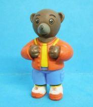 Les mondes de Petit Ours Brun - Figurine PVC Bayard Presse - Petit Ours Brun écolier #2