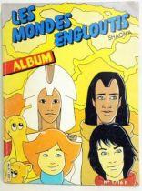 Les Mondes Engloutis - Editions de la Page Blanche - Album n°1
