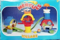 Les Nerfuls - Kenner - Nerfuls Village (with Ned)