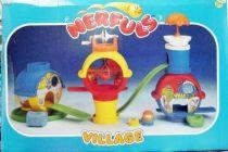 Les Nerfuls - Kenner - Nerfuls Village (with Ned)
