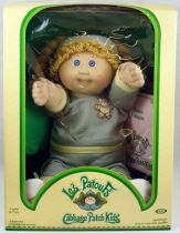 Les Patoufs Cabbage Patch Kids - Poupée 35cm modèle G - Ideal France
