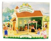 Les Petits Malins - Village - l\'Ecole de Malinville (+Bonus) - Bandai-Epoch 01