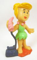Les Pierrafeu - Bully - Wilma Flintstones - Figurine PVC
