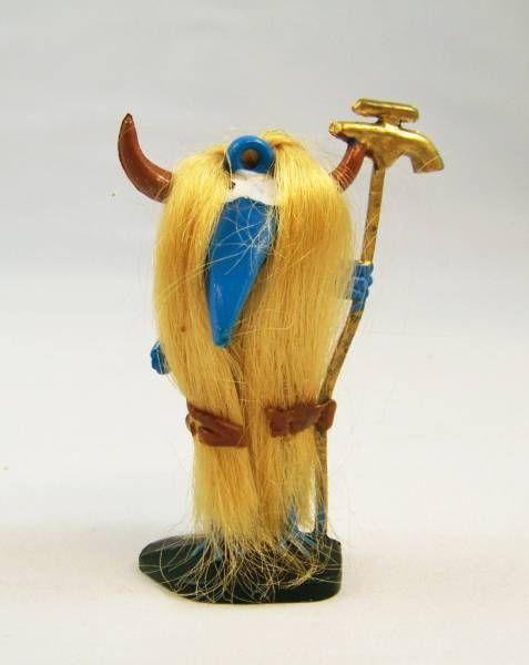Les Shadoks - Jim Figure - Shadock plomber (blue)