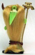 Les Shadoks - Shadock green plomber figure Jim
