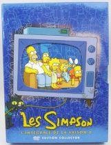 Les Simpson - DVD - L\'intégrale de la Saison 4 Edition Collector