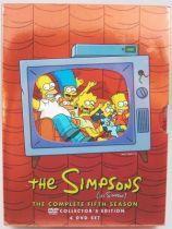 Les Simpson - DVD - L\'intégrale de la Saison 5 Edition Collector