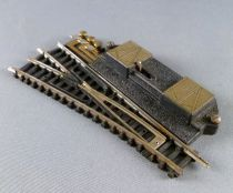 Lima 532 N Scale Electric Point to Left Steel Tracks 98 mm