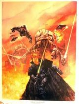 Lithograph - Star Wars Dark Empire II Signed Art Print by Dave Dorman (321/1500)