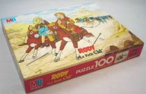 Little El Cid - 100 pieces Jigsaw Puzzle MB (ref.625346304)