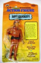 Little Legends of the West  - Excel Toys Corp. - Davy Crockett