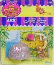 Littlest Pet Shop - Kenner - Zoo Baby Bobcat