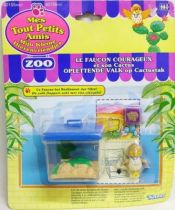 Littlest Pet Shop - Kenner - Zoo Desert Parakeet