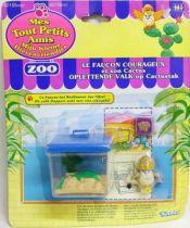 Littlest Pet Shop - Kenner - Zoo Desert Parakeet